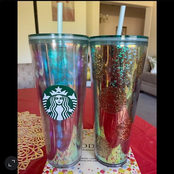 Brand New Starbucks Tumblers